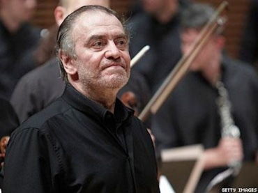 Valery Gergiev Getty Images