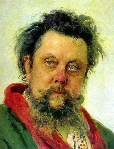 Modeste Mussorgsky color