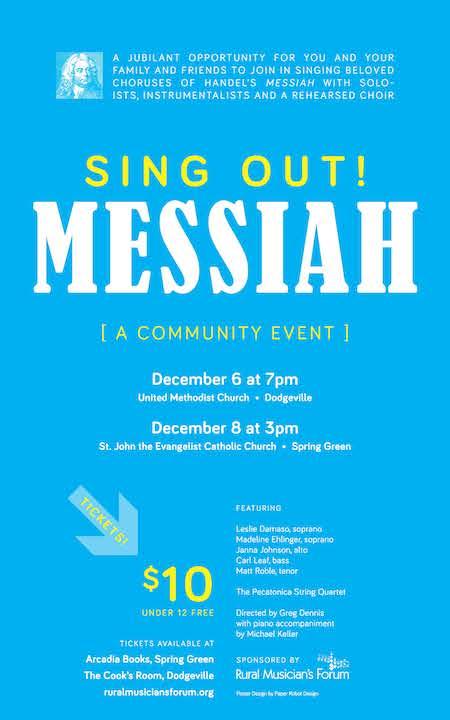 Rural messiah 2013 poster 1