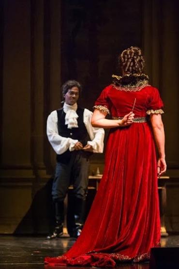 scarpia and tosca mad opera