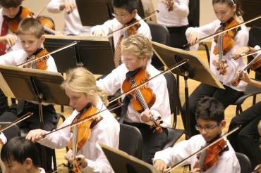 Sinfonietta strings