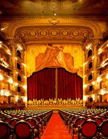 Teatro Colon interior