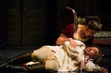 tosca and cavaradossi mad op james gill
