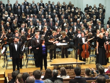 UW Choral Union 11-2013 Vaughan Williams soloists
