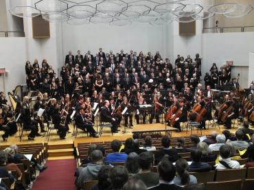 UW Choral Union and UW Symphony 11-2013