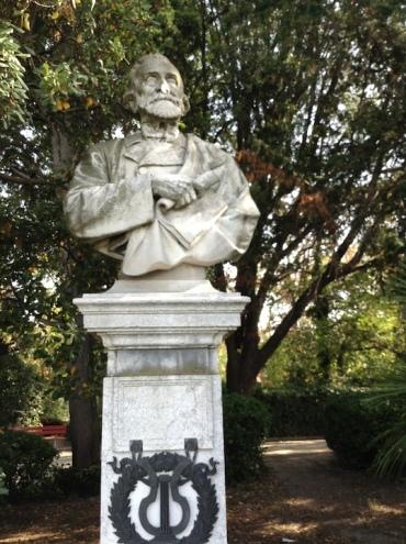 Wagner 152 Verdi bust