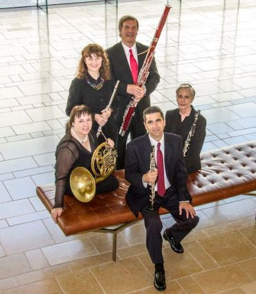 Wingra Woodwind Quintet 2013 Michael Anderson