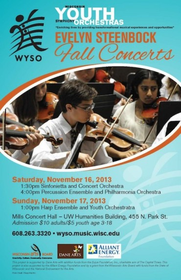 WYSO poster fall 2013