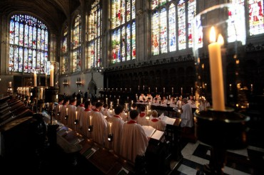Festival of Nine Lessons and Carols at King's College