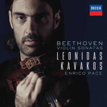 leonidas kavakos beethoven sonatas