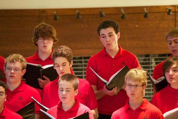 Madison Youth Choirs Ragazzi by Dan Sinclair
