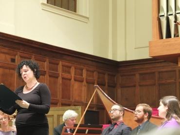MBM Bach canata alto Sarah Leuwerke