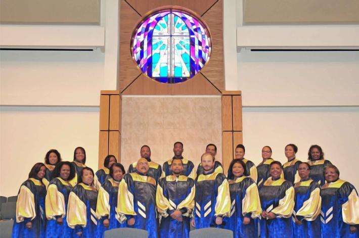 Mt. Zion Gospel Choir
