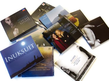 NPR 10 best classical cds of 2013