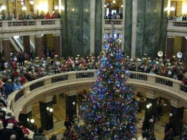 tuba christmas in capitol