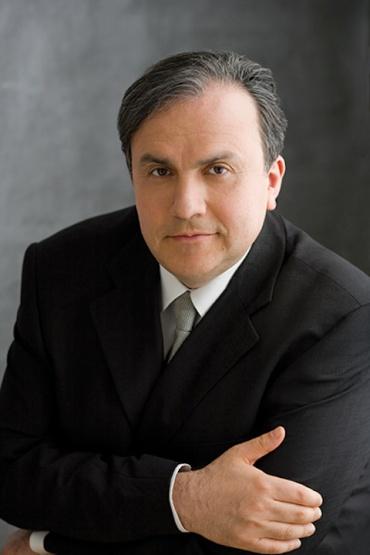 Yefim Bronfman by Dario Acosta