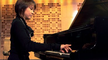 yuja wang at npr Denise DeBelius NPR