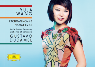 Yuja Wang Rach 3 CD coverGD