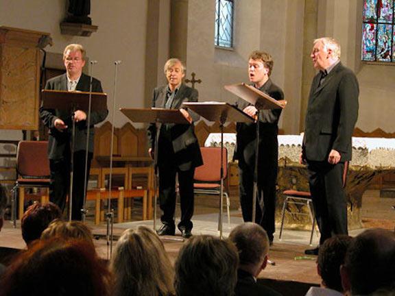 hilliard ensemble singing