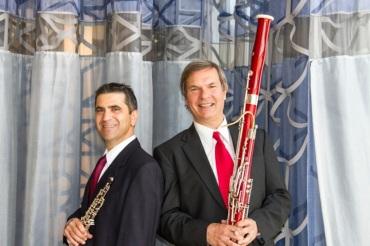 Kostas Tiliakos and Marc Vallon horizontal