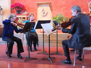 Rabin memorial WYSO alumni quartet