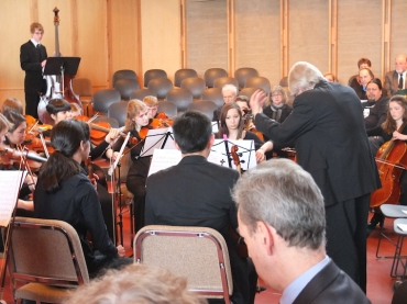 Rabin memorial WYSO Chamber Orchestra