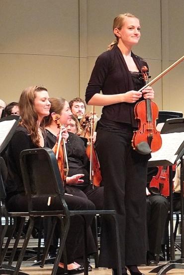Alice Bartsch MCO concertmaster