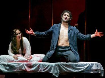 Jonas Kaufmann as Parsifal Sara Krulwich NYT