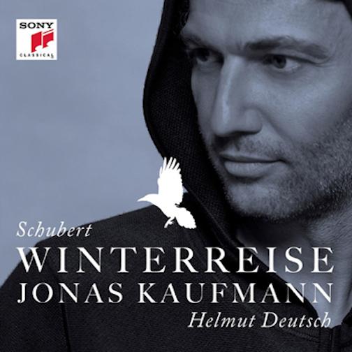 Jonas Kaufmann Winterreise CD cover