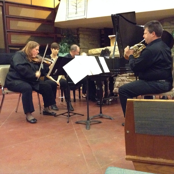 Mosaic Chamber Players horn trios