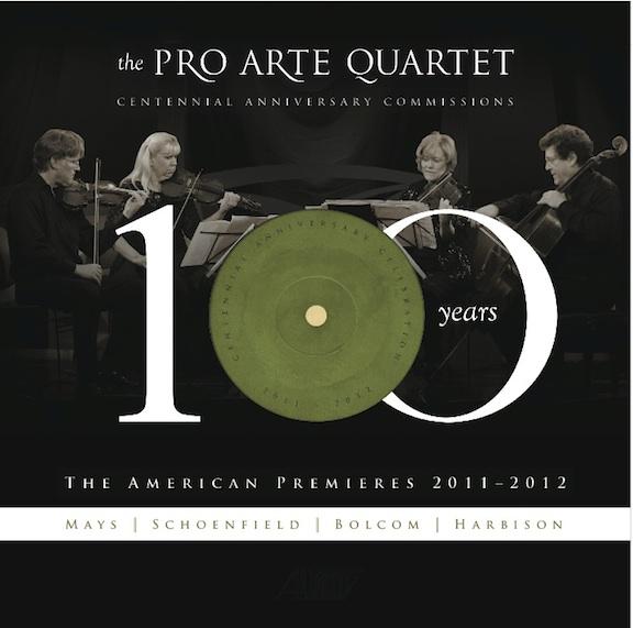 pro arte cd commission cover