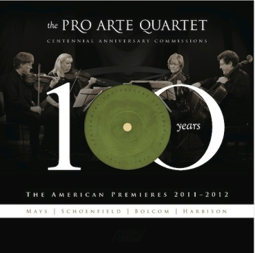 pro arte cd commission cover