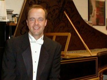 Stephen Alltop harpsichord