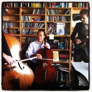 Yo-Yo Ma and Tiny Desk Concert