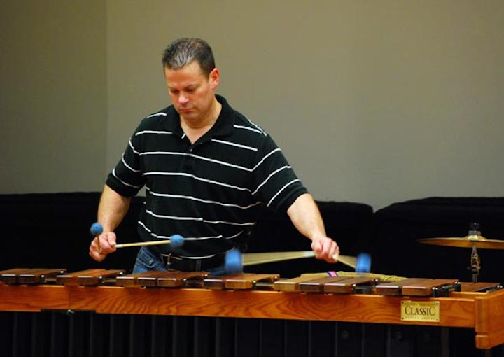 andy harnsberger playing