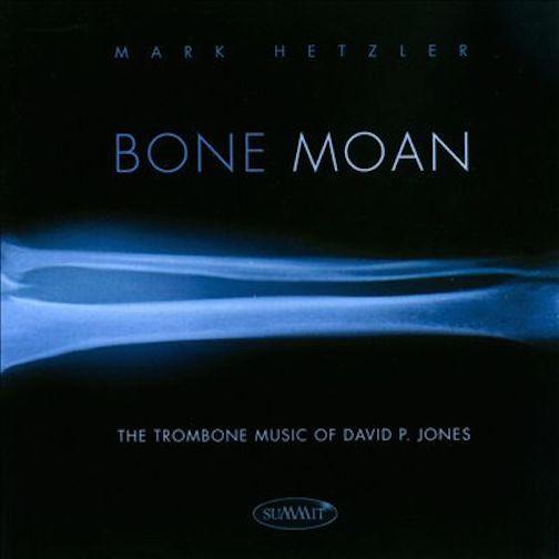 Bone Moan CD cover