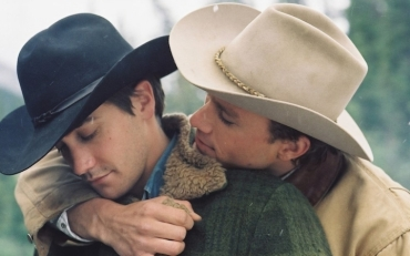 brokeback mountain 1 jake gyllenhaal and heath ledger