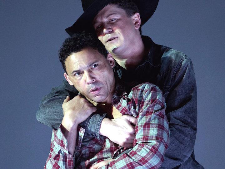 brokeback mountain opera tom randle (left) and daniel okulitch
