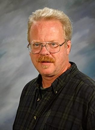 David P. Jones full face