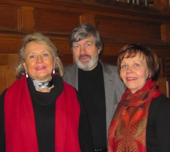 Finnish Singers from the Sibelius Academy