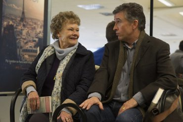 Judi Dench in %22Philomena%22