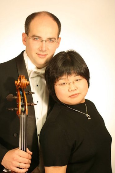 Mark Kosower and Jee-Won Oh