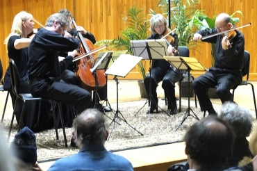 Pro Arte Quartet playing Bruckner