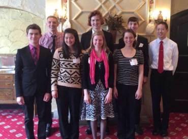 UW high school piano contest winners