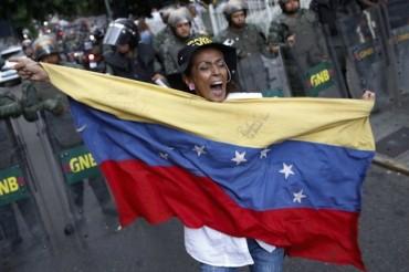 Venezuela protest 2014