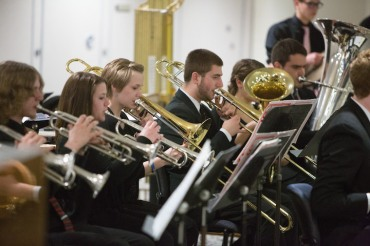 wyso concert orchestra brass