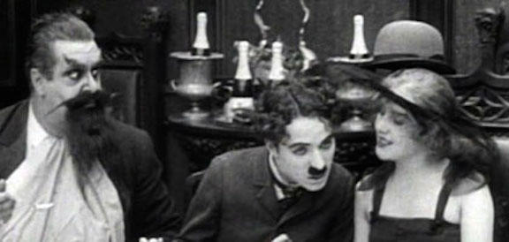 Charlie Chaplin The Count 2