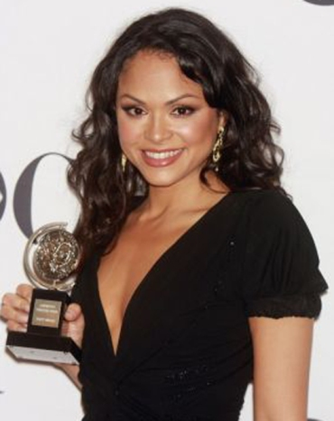 Karen Olivo with Tony Award.jpg