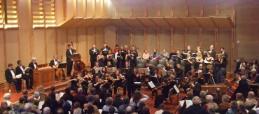 MBM in 2009 St. Matthew Passion CR Karen Holland