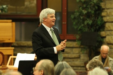 Trevor Stephenson lecture at FUS October 2012 by Kent Sweitzer